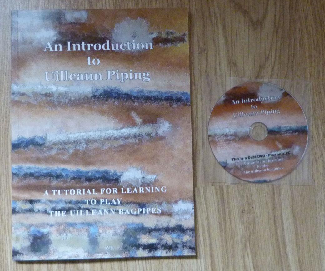 uilleann tutor book