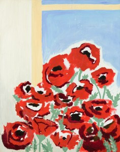 Red Poppies #1