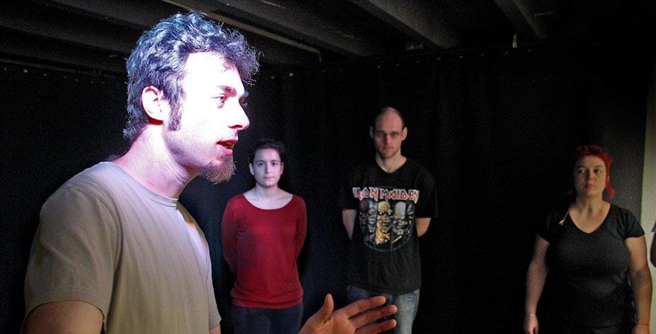 Nicolas Brun enseignement theatre