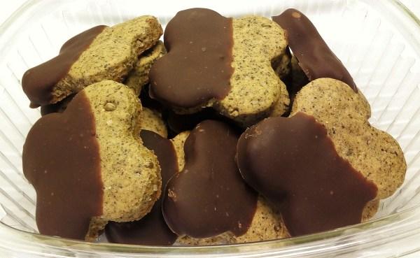Konopljini piškoti s čokolado