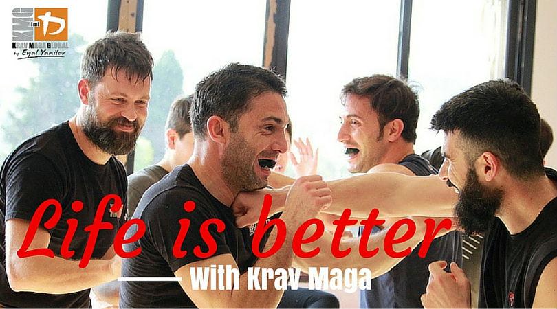 3 motivi per provare una lezione di Krav Maga
