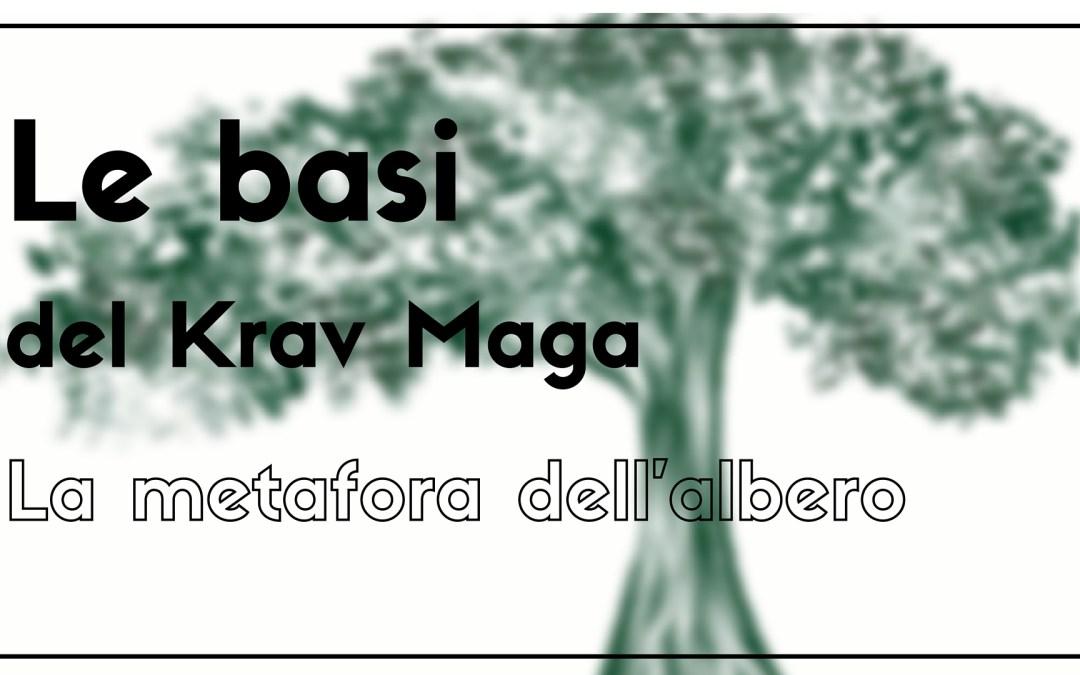 Le basi nel Krav Maga: La metafora dell'albero.