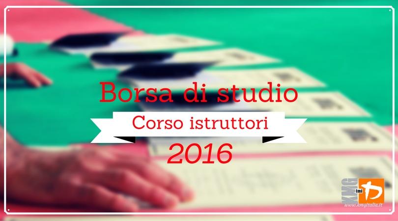 Corso istruttori Krav Maga Global: Consegnata una borsa di studio di 2000 euro.