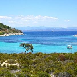 Řecko - Chalkidiki