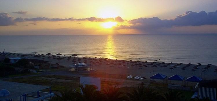 Tunisko - Hammamet