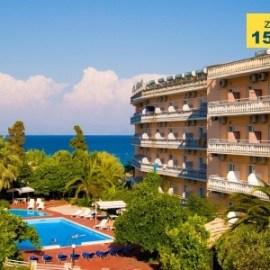 First Minute Řecko – Korfu na 8 dní se slevou 51%.♥ Odlet 2020-06-04