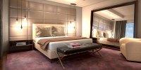 Cozy modern bedroom | KMP Furniture