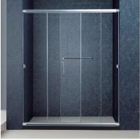 The Best Custom Semi-Frameless 3 Panel Sliding Bathroom ...