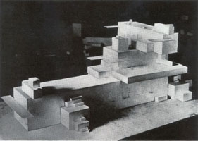 Suprematisme Malevich Architectons