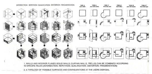 Bernard Tschumi: strategies of disjunction