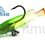CH14SF11 Hot Sales Bass Fishing Pro Shad Soft Plastic Lures