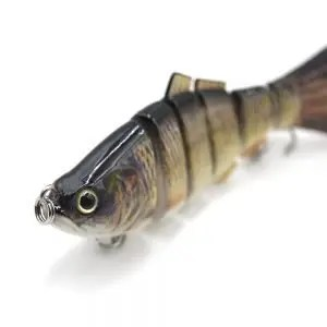 jointed fishing lure