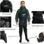 CHAZwaterproof high chest wader