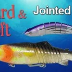 Soft And Hard Jointed Lure