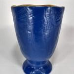 Bicchiere Coppa, in Gres, Blu, Toscana