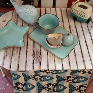 Coppetta Pinzimonio con Beccuccio Gres Porcellanato - KMV Home Store - stocKMarket