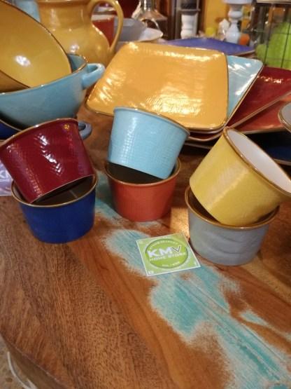 Coppetta Gelato Gers Porcellanato ColoratoToscana - KMV Home Store stocKMarket