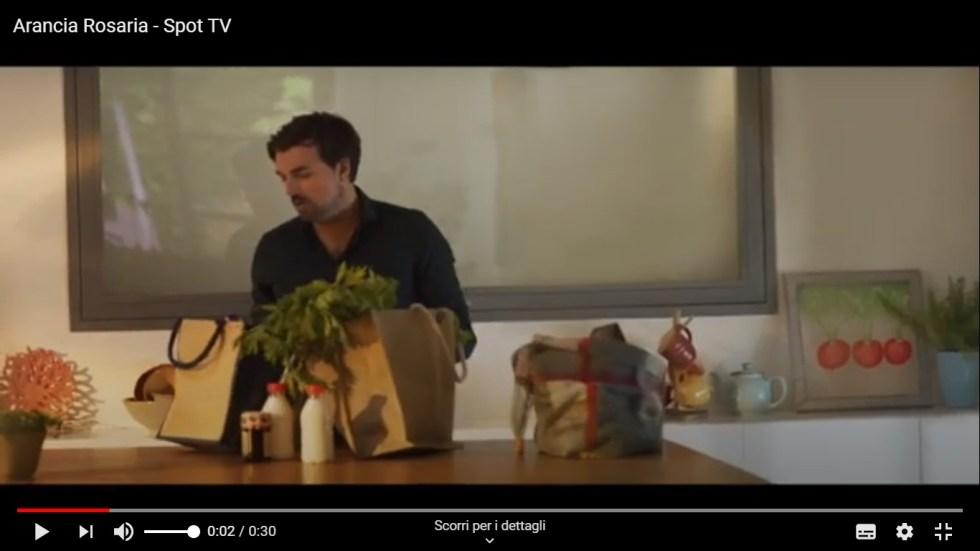 Spot Tv Arancia Rosario - KMV Home Store stocKMarket