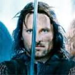 Aragorn Lord of the Rings VIggo Mortensen