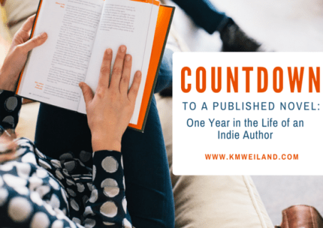Countdown to a Published Novel