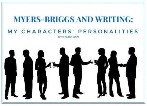 Myers-Briggs and Writing: My Characters' Personalities