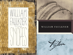 william faulkner snopes trilogy pylon