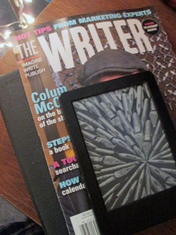 Kindle The Writer Magazine Reading Time