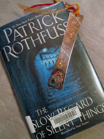 Patrick Rothfuss Slow Regard of Silent Things