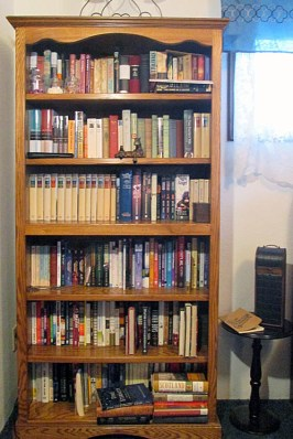 1 Full Bookshelf