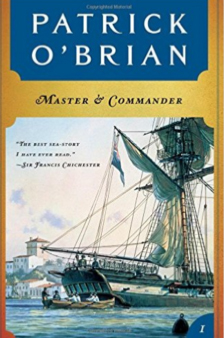 Master and Commander by Patrick O'Brian