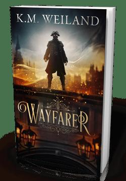 Wayfarer: A Gaslamp Fantasy by K.M. Weiland