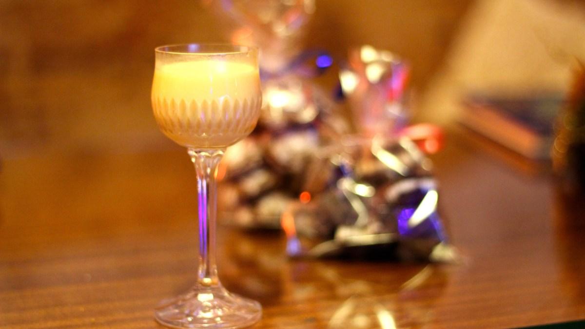 Vaječný likér – dobrota s vánoční náladou