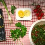 Tabouleh – aneb velice netradiční přílohový salátek vhodný i při nízkosacharidovém stravování