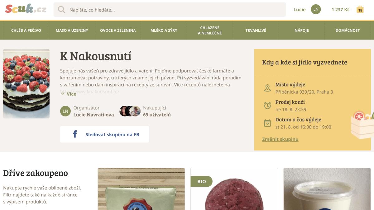 Vhodné produkty pro low carb stravování na Scuk.cz