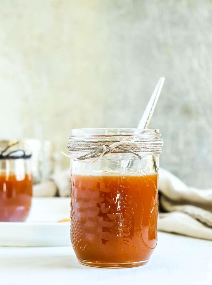15-Minute Caramel Sauce