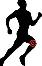 Another way to make a knee pain diagnosis is by thinking about your symptoms. Is there pain when you run, or bend, is the pain sharp or burning?