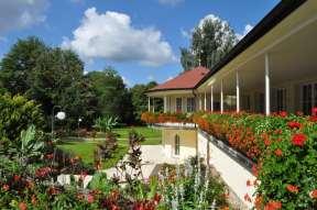 Schömberg Kurhaus mit Parkblick
