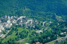 Luftbild von Oben Manderscheid