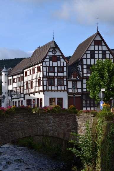 Bad Münstereifel Fachwerkhäuser