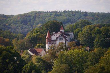 Mütterheim Waldfrieden in Buckow