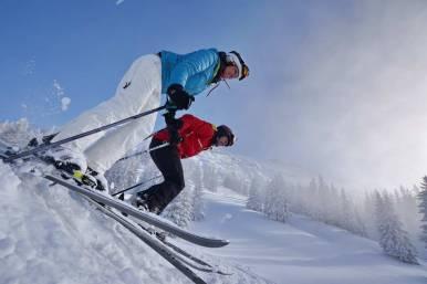 Skifahren in Oberjoch Bad Hindelang