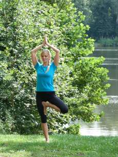 Bad Bodenteich Yoga im kurpark