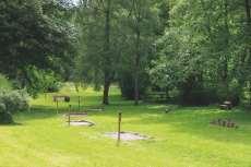 Barfußpfad in Bad Schwalbach