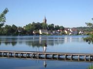 Feldberg Hausseeblick auf Feldberg