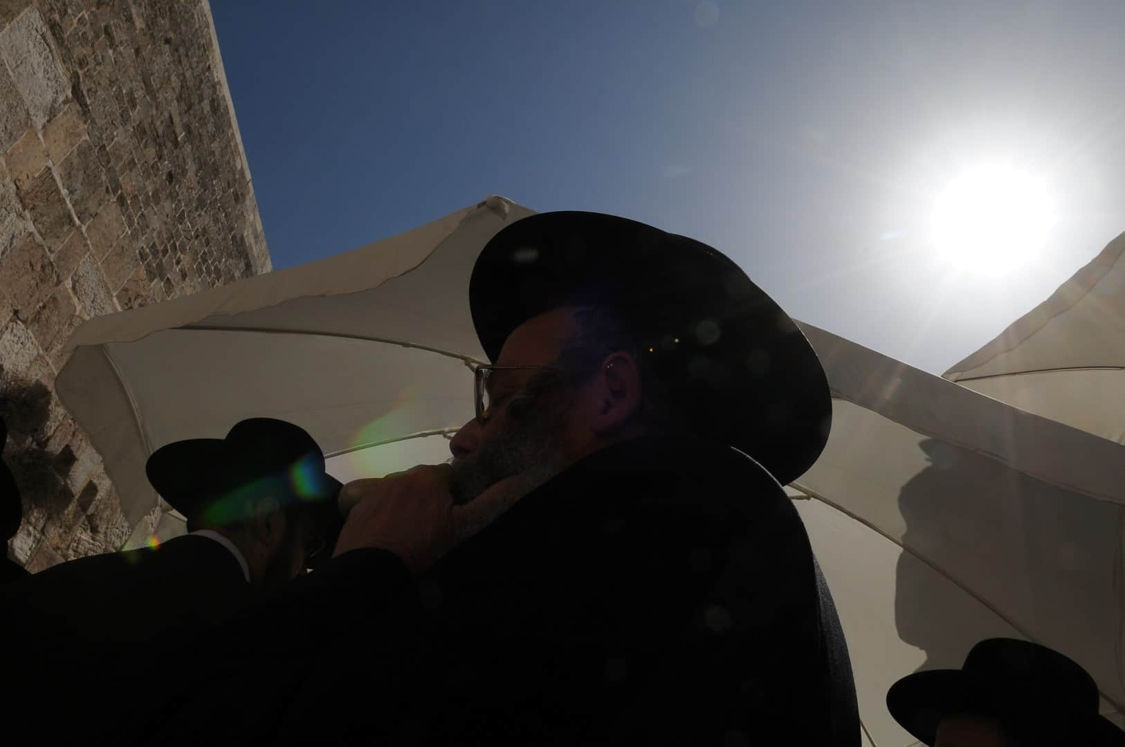 כותל מערבי צילום: משה אסולין