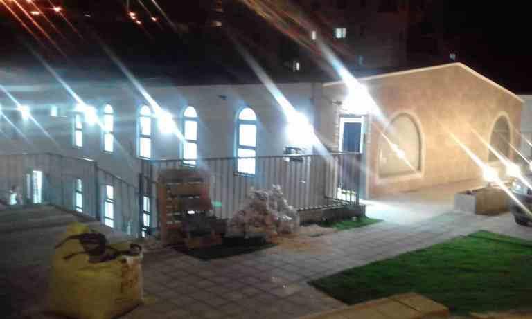 בית כנסת מטה משה רמות א' יעקב אלעזר