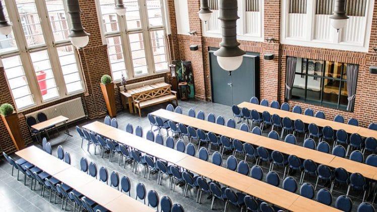 Knepper Management - Alte Lohnhalle Wattenscheid Bestuhlung