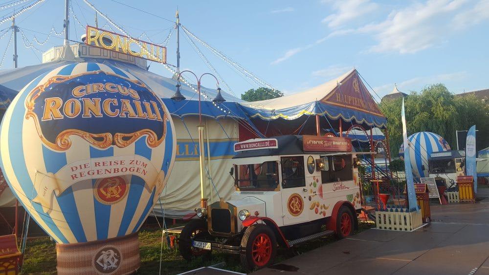 Knepper Management - Circus Roncalli