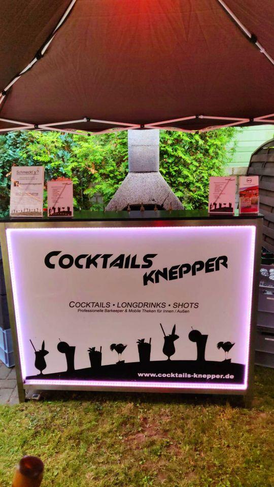 Cocktails Knepper - Cocktailkurs in NRW - Draußen im Freien (3)