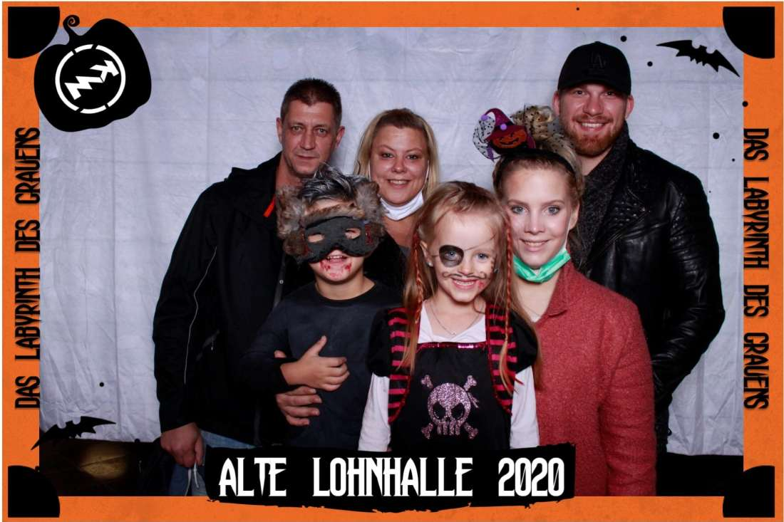 Halloween 2020 - Knepper Management - Alte Lohnhalle Wattenscheid